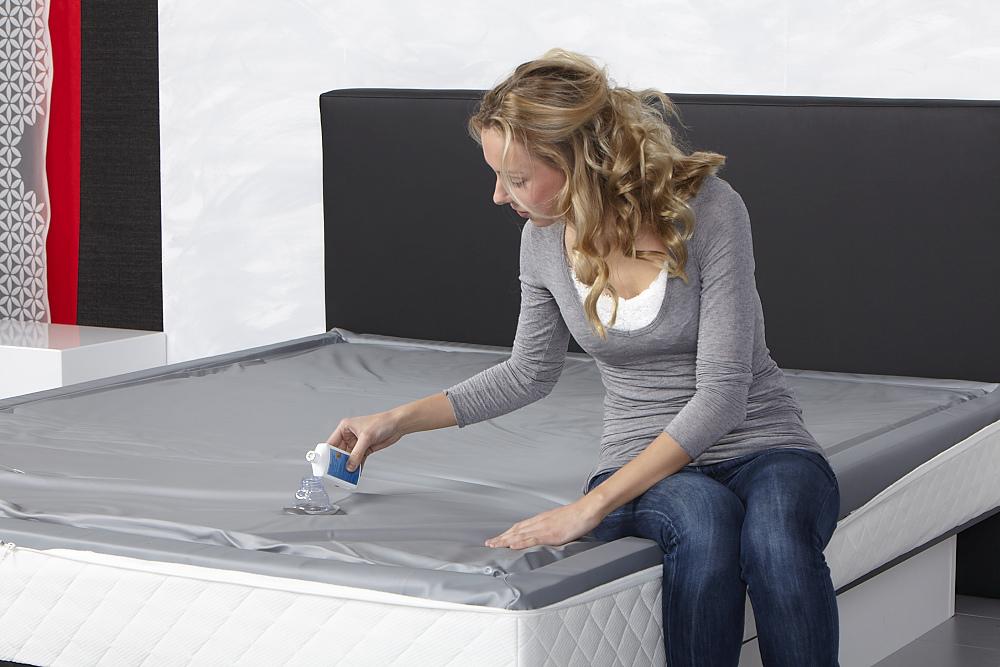 Wasserbett Pflegeprodukte